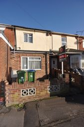 Thumbnail 2 bed terraced house to rent in Park Road, Freemantle, Southampton