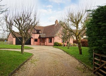 Thumbnail 4 bed detached house for sale in Wattisfield Road, Walsham-Le-Willows, Bury St. Edmunds
