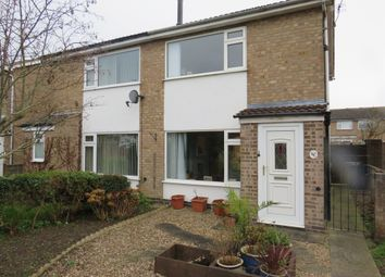 2 bed semi-detached house for sale in Edendale Road, Melton Mowbray LE13