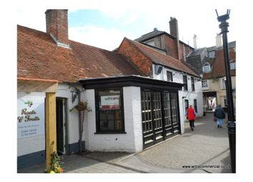 Thumbnail Restaurant/cafe to let in The Former Blue Pig Public House, Lymington
