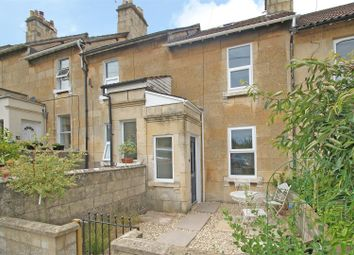 Thumbnail 2 bed terraced house for sale in Hampton View, Bath