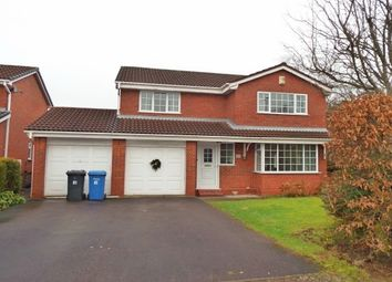 Thumbnail 4 bed property to rent in Castle Green, Westbrook, Warrington