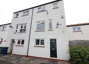 Thumbnail 4 bed terraced house for sale in Fernlea Close, Washington