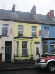 Thumbnail 3 bed terraced house to rent in Jameson Street, Belfast