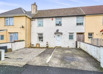 Thumbnail 4 bed terraced house for sale in Ward Place, Plymouth