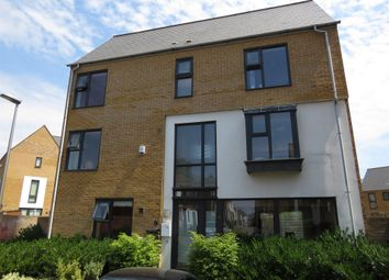 Thumbnail 5 bed detached house for sale in Loughborough Drive, Broughton, Milton Keynes