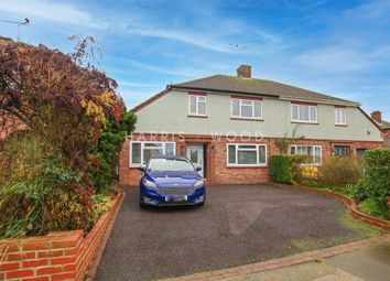 Thumbnail 3 bed semi-detached house to rent in Prettygate Road, Colchester
