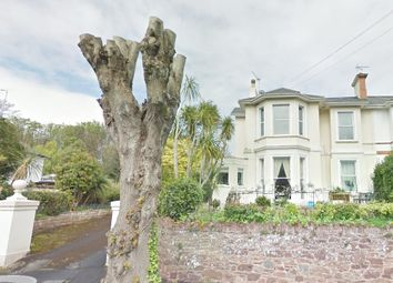Thumbnail 1 bedroom flat to rent in Solsbro Road, Torquay