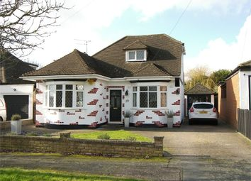 Thumbnail 3 bed detached house for sale in Westland Drive, Brookmans Park, Hatfield