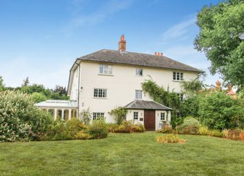 Thumbnail 4 bed detached house for sale in Thame Road, Warborough, Wallingford
