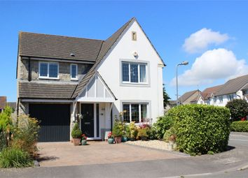 Thumbnail 4 bed detached house for sale in Cwrt Syr Dafydd, Llantwit Major