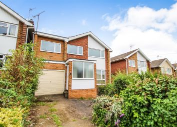 Thumbnail 4 bed detached house for sale in County Road, Gedling, Nottingham