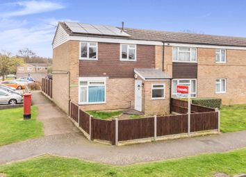 Thumbnail 3 bedroom end terrace house for sale in Lincoln Road, Stevenage