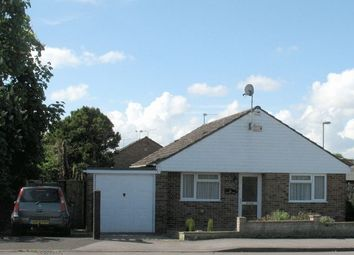 Thumbnail 2 bedroom detached bungalow for sale in Wessex Way, Gillingham