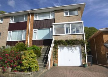 Thumbnail 3 bed semi-detached house to rent in Hullett Drive, Mytholmroyd, Hebden Bridge
