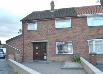 Thumbnail 3 bed end terrace house for sale in Ashton Close, Eastham, Wirral