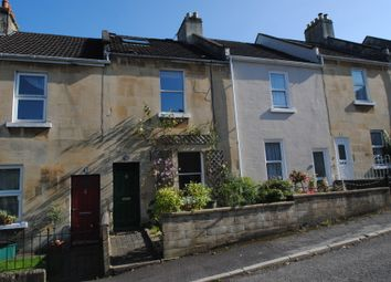 Thumbnail 2 bed terraced house for sale in Larkhall, Bath