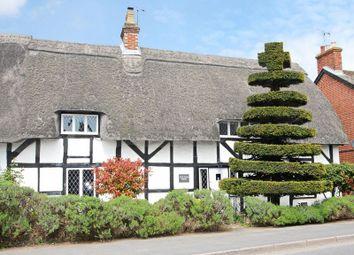 Thumbnail 3 bed detached house for sale in Romsey Road, Kings Somborne, Stockbridge