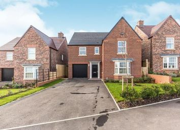 Thumbnail 4 bed detached house for sale in Sallowbed Way, Kempsey, Worcester, Worcestershire