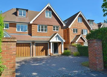 Thumbnail 4 bed semi-detached house for sale in Warwick Road, Beaconsfield