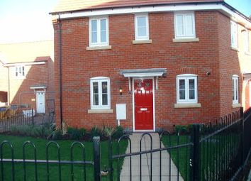 Thumbnail 2 bed flat to rent in Griffiths Way, Hucknall. Nottingham