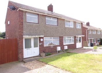 Thumbnail 3 bed semi-detached house to rent in Toll House Road, Cannington, Bridgwater