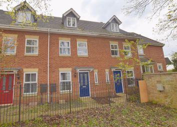 3 bed terraced house for sale in Stratford Road, Wolverton, Milton Keynes MK12