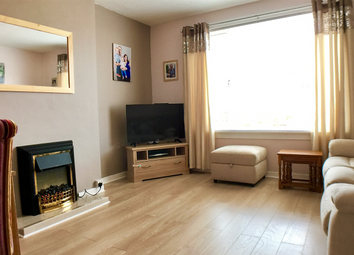 Thumbnail 2 bed flat for sale in Sanquhar Avenue, Prestwick