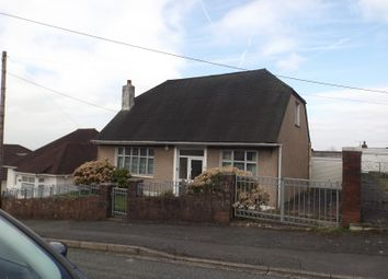 Thumbnail 3 bed detached bungalow for sale in Smallwood Road, Baglan, Port Talbot, West Glamorgan.