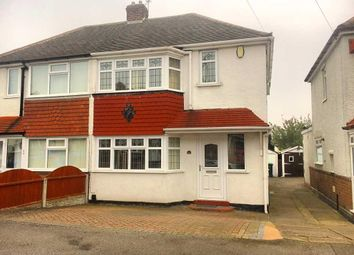 Thumbnail 3 bed semi-detached house for sale in Darby Road, Wednesbury