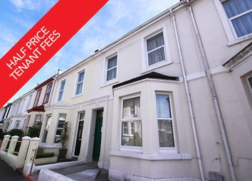Thumbnail 1 bed flat to rent in Palmerston Street, Stoke, Plymouth