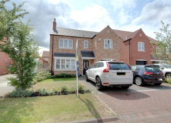 Thumbnail 4 bed detached house for sale in Farrier Close, Kingswood, Hull, East Yorkshire