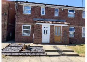 Thumbnail 2 bed terraced house for sale in Knightsbridge Court, Hull