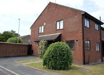 Thumbnail 1 bed terraced house to rent in Chaffinch Close, Poole, Dorset