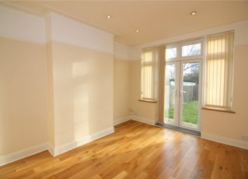 Thumbnail 4 bed terraced house to rent in Strathmore Gardens, Finchley