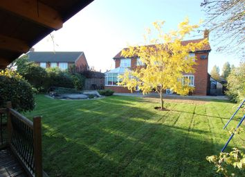 Thumbnail 4 bed detached house for sale in Leet Close, Eastchurch, Sheerness