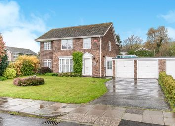 Thumbnail 4 bed detached house for sale in Harkness Drive, Canterbury