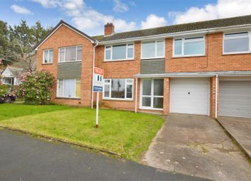 Thumbnail 4 bed terraced house to rent in Lyndhurst Road, St. Leonards, Exeter
