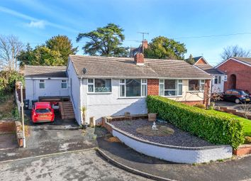 Thumbnail 3 bed semi-detached bungalow for sale in Mount Orchard, Tenbury Wells