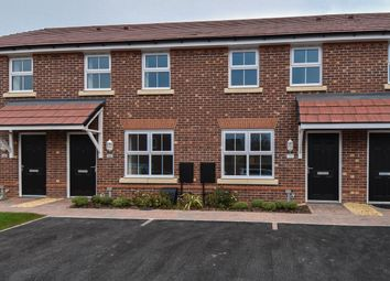 Thumbnail 2 bedroom terraced house for sale in Ivyleaf Close, Redditch