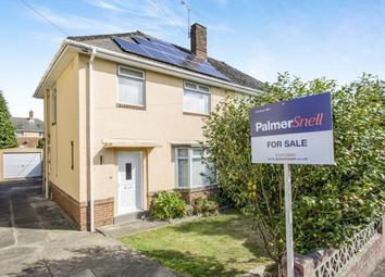 Thumbnail 3 bed semi-detached house for sale in West Howe, Bournemouth, Dorset