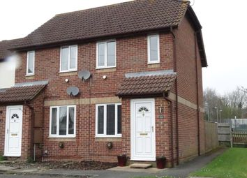Thumbnail 1 bed end terrace house to rent in Swallowfields, Andover