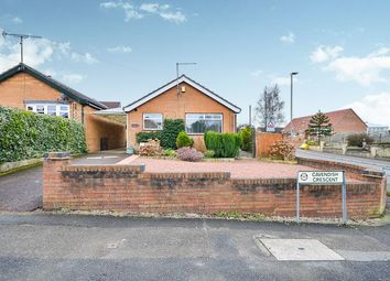 Thumbnail 2 bed bungalow for sale in Cavendish Crescent, Kirkby-In-Ashfield, Nottingham