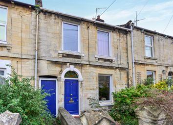 Thumbnail 3 bed terraced house for sale in Wesley Road, Trowbridge