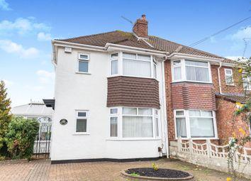 Thumbnail 3 bed semi-detached house for sale in Headley Park Avenue, Headley Park, Bristol