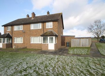 Thumbnail 3 bedroom semi-detached house to rent in Claybury Crescent, Ensdon, Montford Bridge