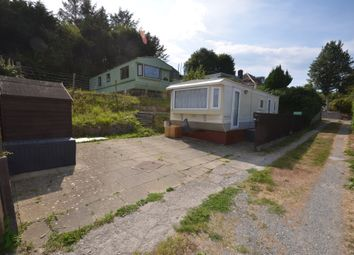 Thumbnail 2 bed mobile/park home for sale in Aberystwyth Holiday Village, Penparcau Road, Penparcau, Aberystwyth