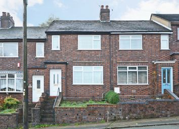 Thumbnail 2 bedroom terraced house for sale in Oxford Street, Penkhull, Stoke-On-Trent