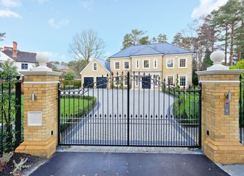 Thumbnail 6 bed detached house for sale in Fir Tree Close, Ascot