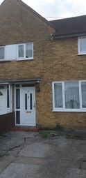 Thumbnail 3 bed terraced house to rent in Hilldene Avenue, Romford, Essex